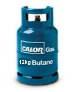 12kg Butane Gas cylinders and refills | Solent Calor Gas