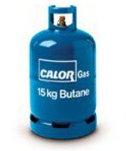 15kg Butane gas cylinders and refills | Solent Calor Gas