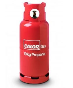 19kg Propane Gas cylinders and refills | Solent Calor Gas