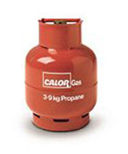 3.9kg Propane Cylinder and refills