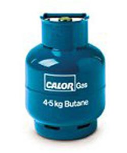 4.5kg Butane Gas cylinder and refills | Solent Bottled Gas Supplies