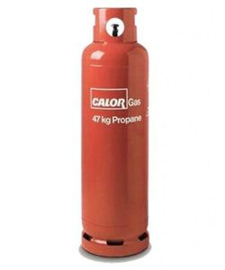 47kg Propane cylinders and refills | Solent Bottled Gas Supplies
