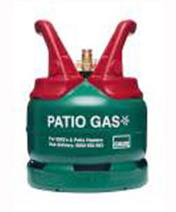 Patio Gas 5kg | Solent Bottled Gas Supplies