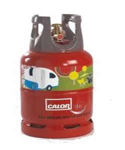 6kg Calor Gas Lite | Solent Bottled Gas Supplies