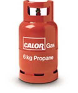6kg Propane Gas Cylinder and Refills