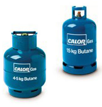 Butane Bottled Gas Cylinders - Solent Bottled Gas Supplies
