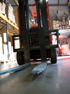 Forklift truck propane gas cylinders including free deilvery - Solent Bottled Gas Supplies