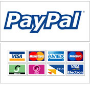 We take payment via PayPal - but you can use pay using credit or debit card. - Solent Bottled Gas Supplies
