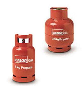 Propane Bottled Gas Cylinder - Solent Bottled Gas Supplies
