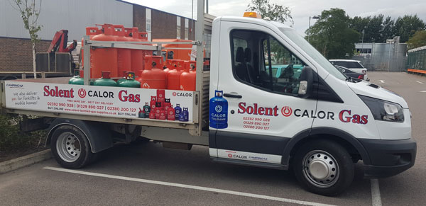 Solent Bottled Gas Supplies - Solent Calor Gas